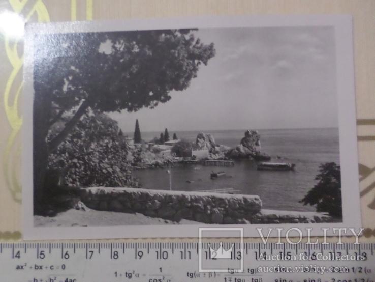 Открытка крым Гурзуф   №5, фото №2