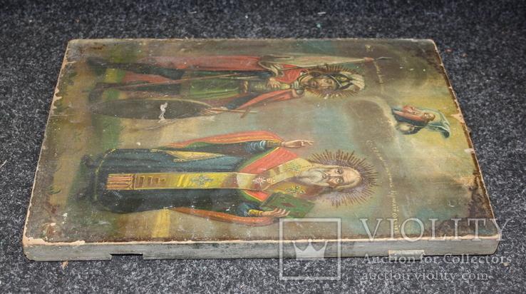 Икона  Св.  Иоань  и Св.  Корнилий  сотник, фото №6