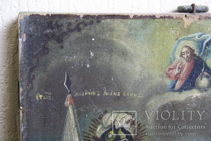 Икона  Св.  Иоань  и Св.  Корнилий  сотник, фото №13