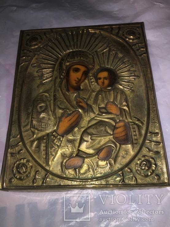 Две иконы, фото №5