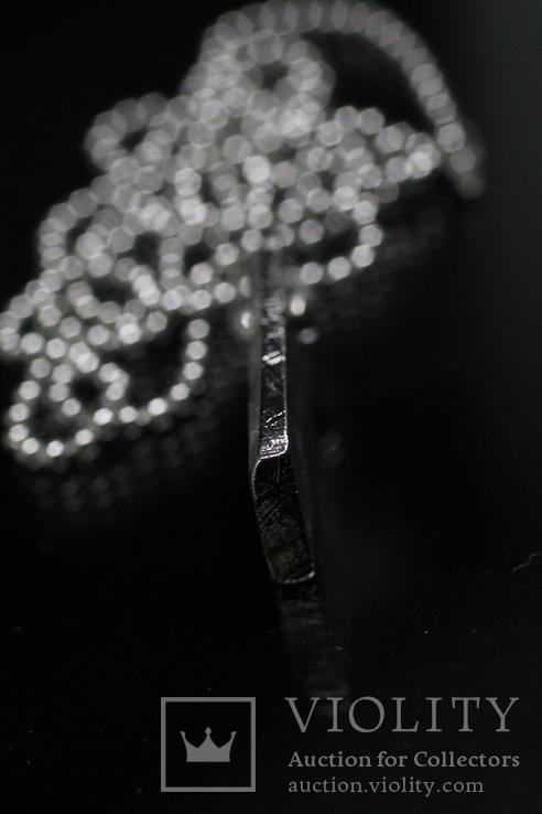 Родований кулон з метеорита Muonionalusta із срібною фурнітурою,  сертифікат автентичності, фото №9