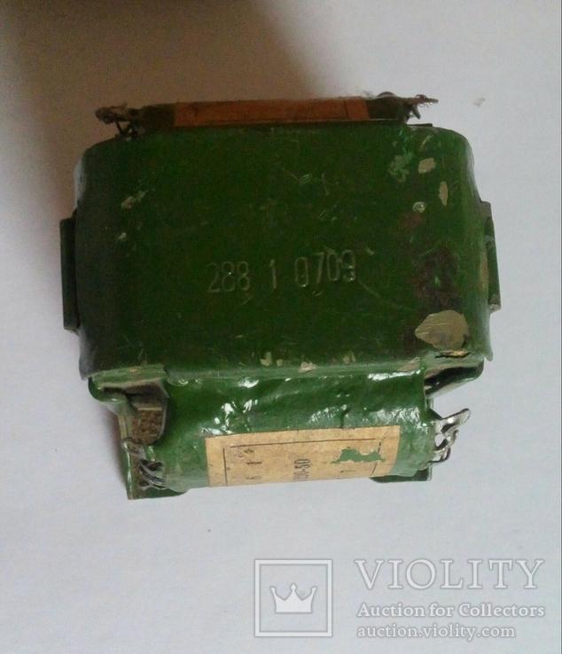Трансформатор ТПП 288-127/220-50, фото №5