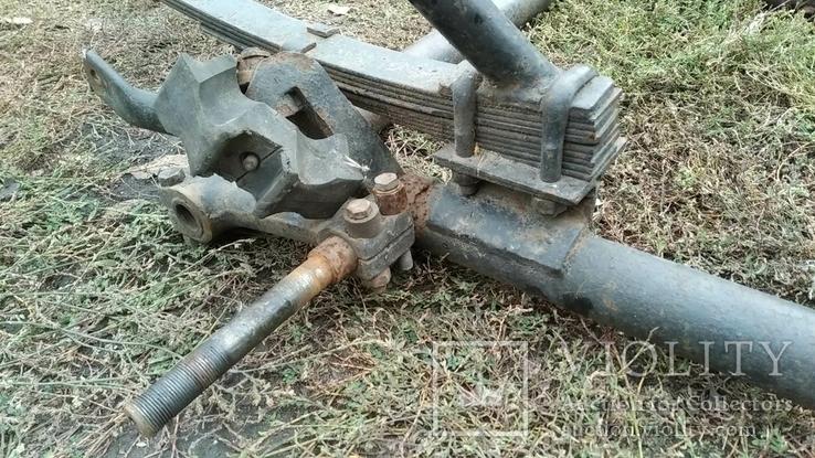 М72 - рама коляски, фото №4