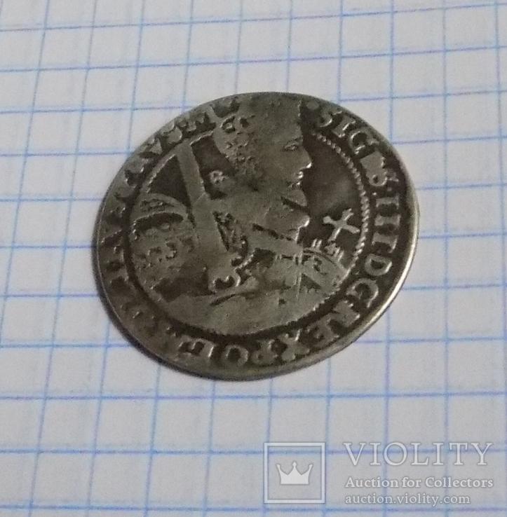 Орт Сигизмунда ІІІ 1621 г., фото №4