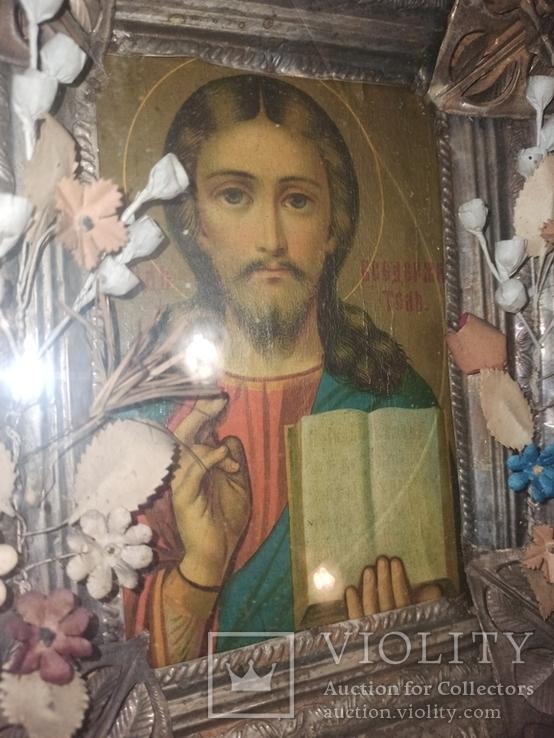 Икона в киоте, фото №8