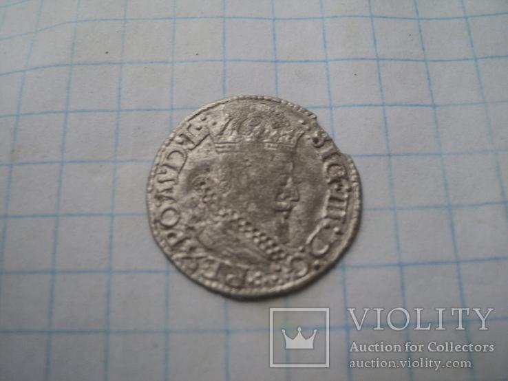 Грош 1625 г, фото №4