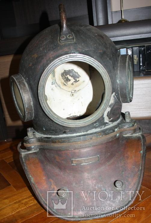 Водолазный шлем 1955 г.