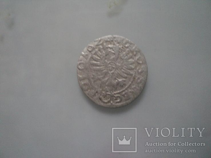 Грош коронный 1624 г, фото №4