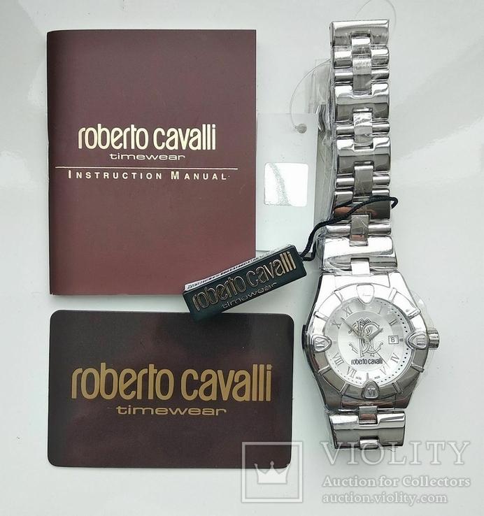 Часы Roberto Cavalli Diamond Time, новые, фото №9
