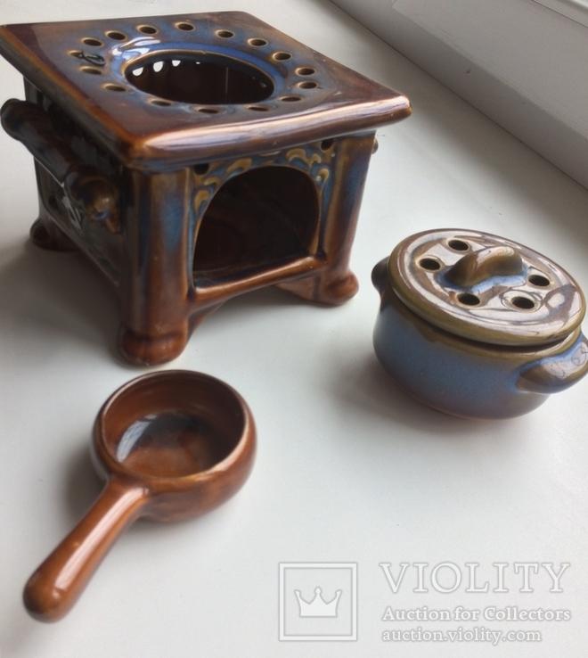 Мини - печка, фото №3