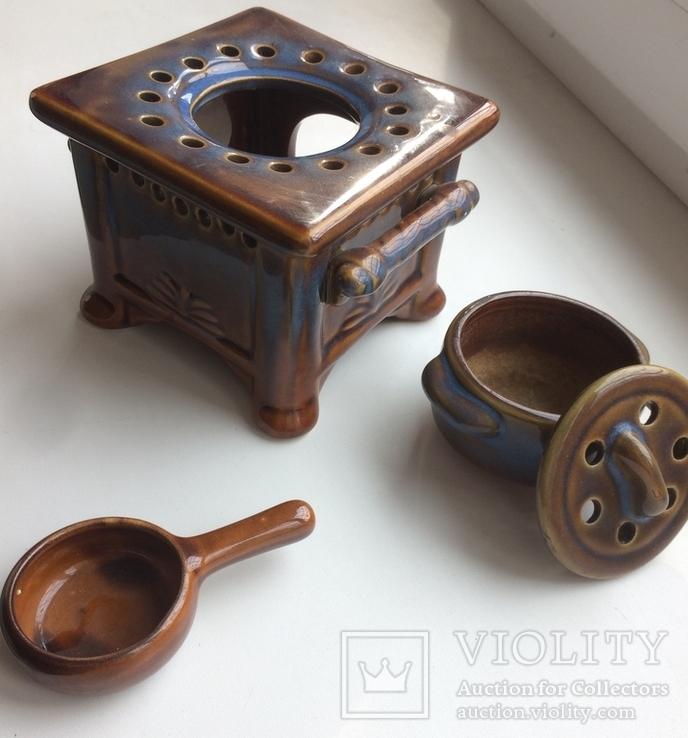 Мини - печка, фото №4