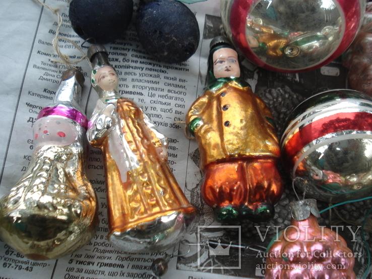 Іграшки ялинкові, фото №6