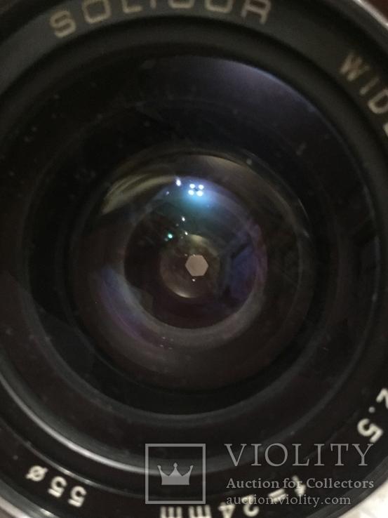 Объектив Soligor и фотопринадлежности, фото №10