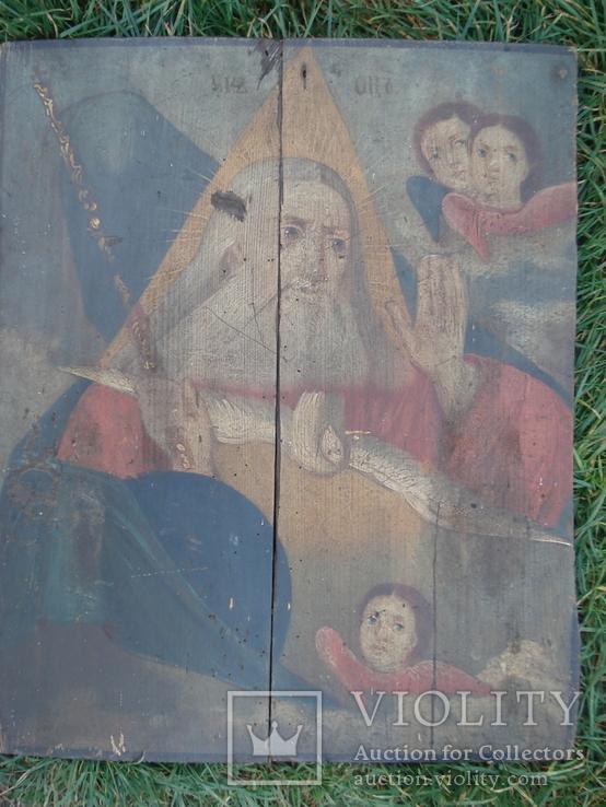 Икона бог отец, фото №2