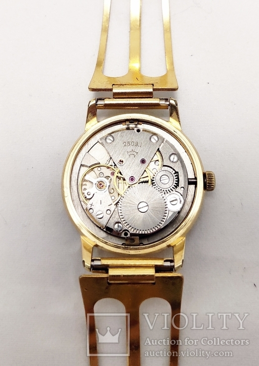 Часы ракета , рабочие , новый браслет, фото №9