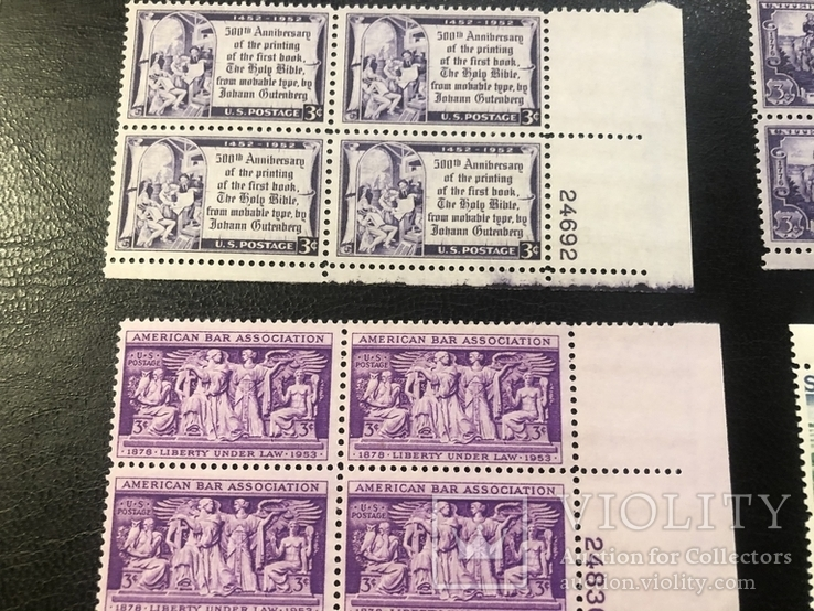 Сцепки марок США, фото №3