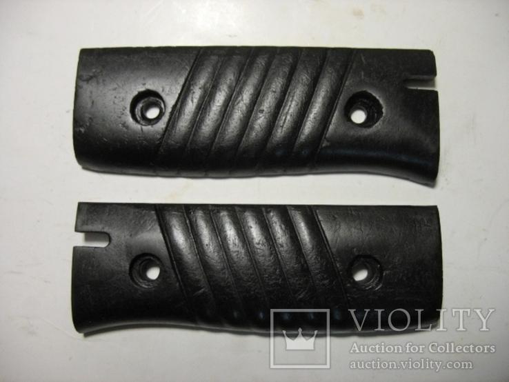 Штык Маузер К-98, накладки рукояти. копия, фото №2