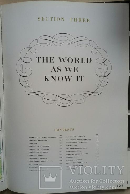 Большой атлас мира на английском переиздание 1969 год, фото №10