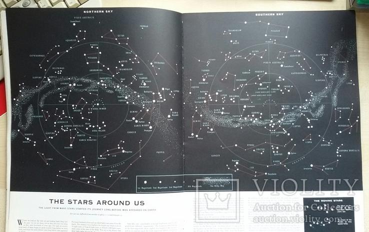Большой атлас мира на английском переиздание 1969 год, фото №11