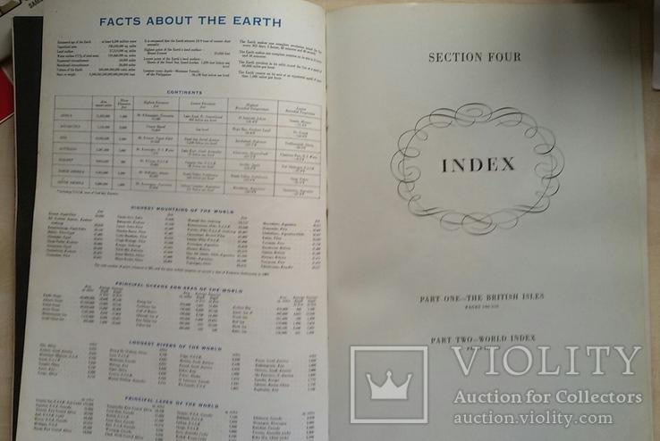 Большой атлас мира на английском переиздание 1969 год, фото №13