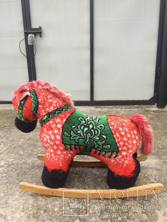 Лошадка- качалка, фото №2
