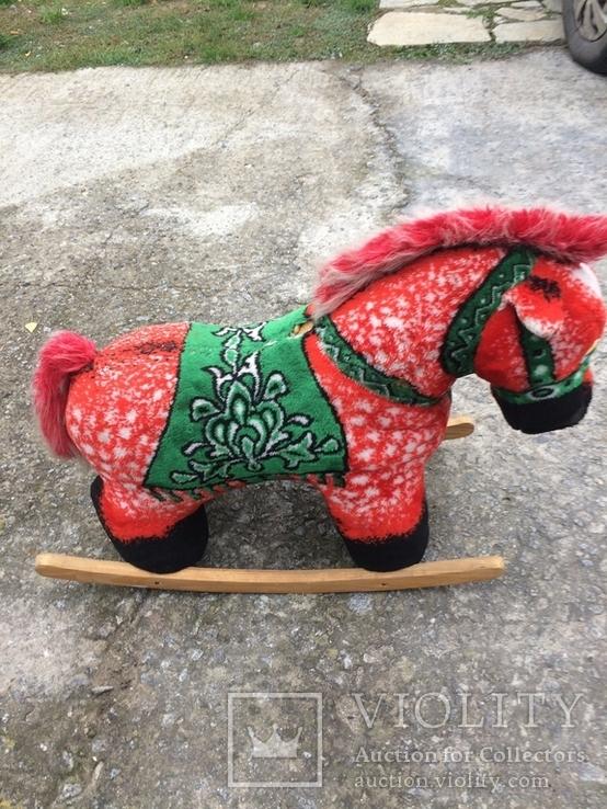 Лошадка- качалка, фото №4