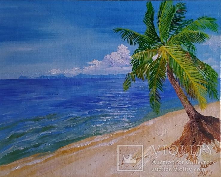 Пейзаж морський