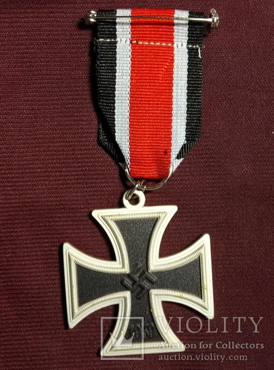Копия 3-й рейх крест А-21, фото №2