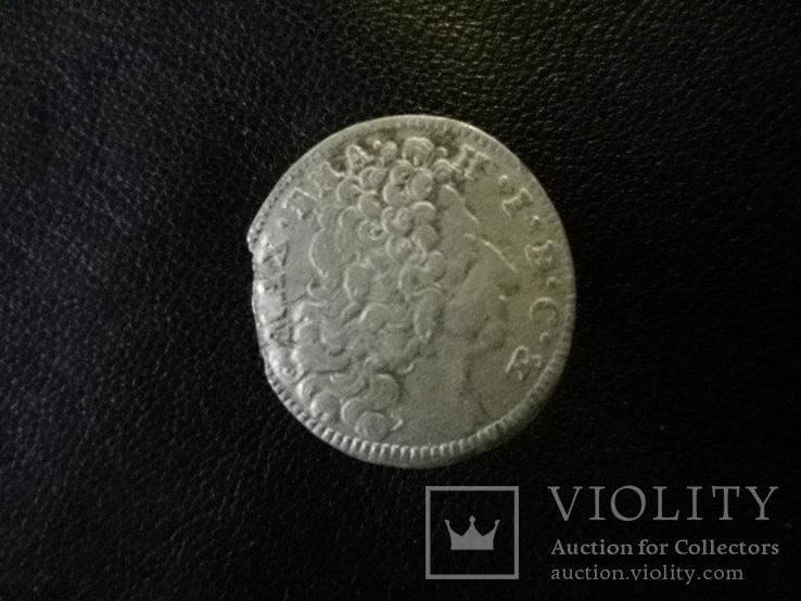 3 грошен 1717г., фото №2