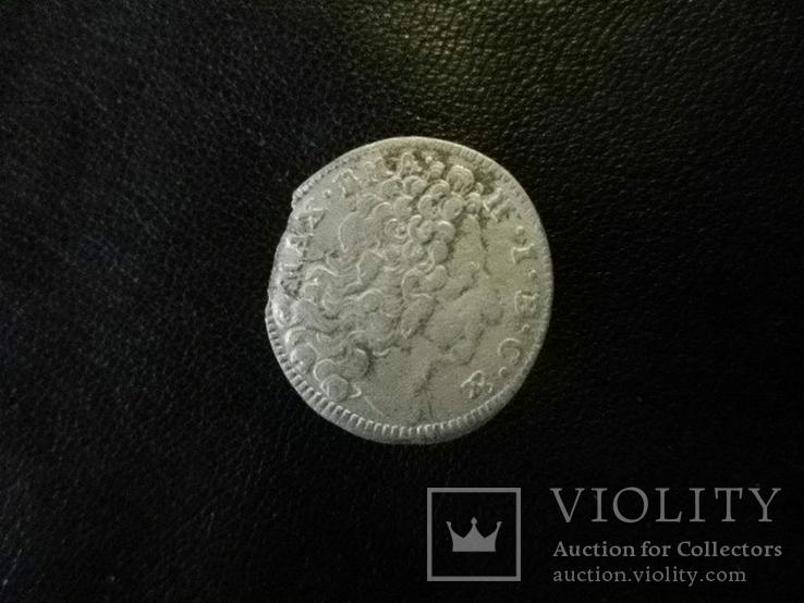 3 грошен 1717г., фото №5