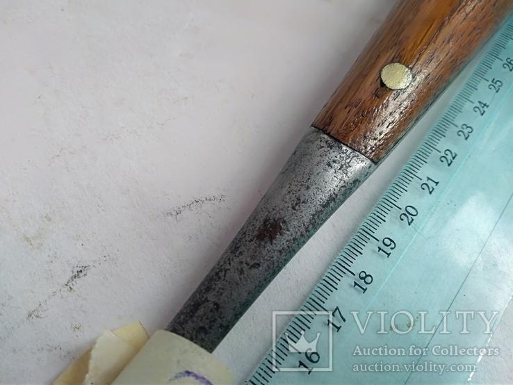 Отвертка ударная СССР 300 мм Лот №3, фото №5
