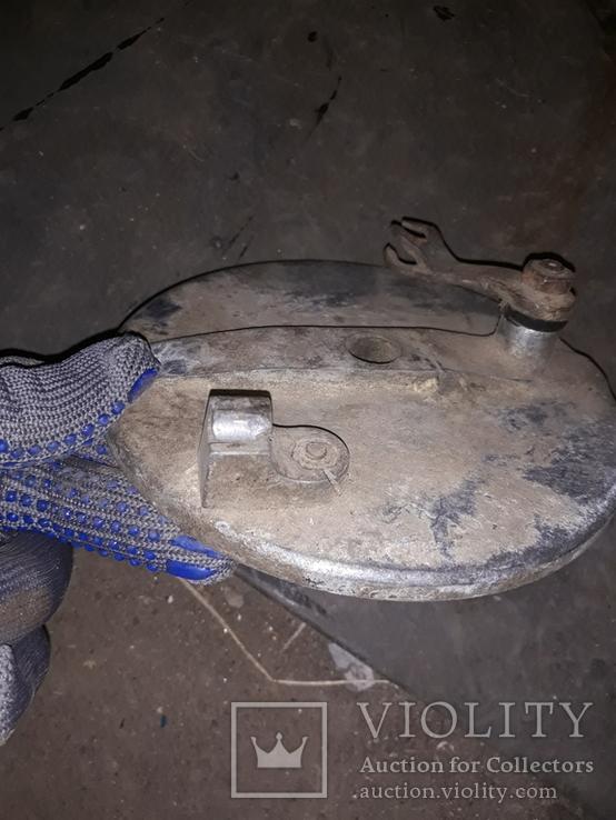 Опорник ковровец с колодками, фото №3