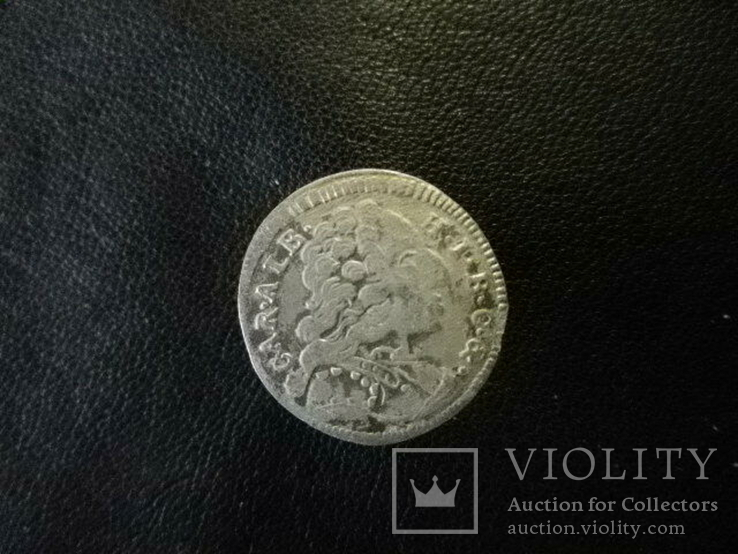 3 грошен 1736г., фото №2