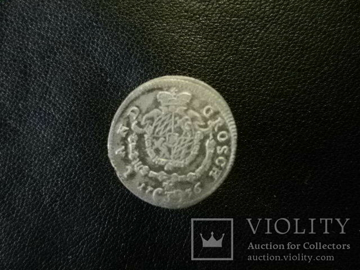 3 грошен 1736г., фото №3