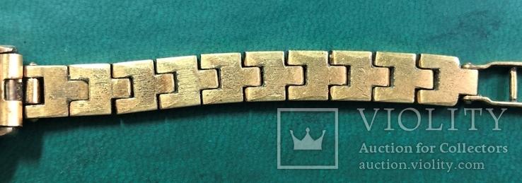 Часы СЕКОНДА с браслетом ,и браслет, фото №7