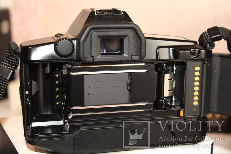 Фотоаппарат CANON 650( Sigma 3.5-4.5/28-70мм ), фото №6