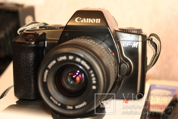 Фотоаппарат CANON EF-M (Canon EF 4-5.6/35-80мм), фото №2