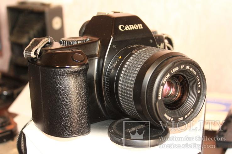 Фотоаппарат CANON EF-M (Canon EF 4-5.6/35-80мм), фото №3