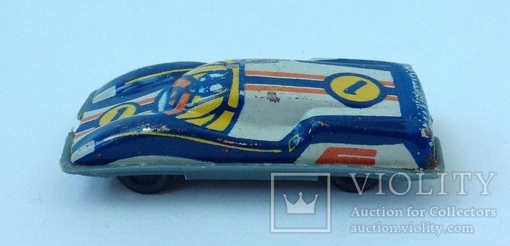 Машина гоночная ралли N1. Киев. СССР, фото №3