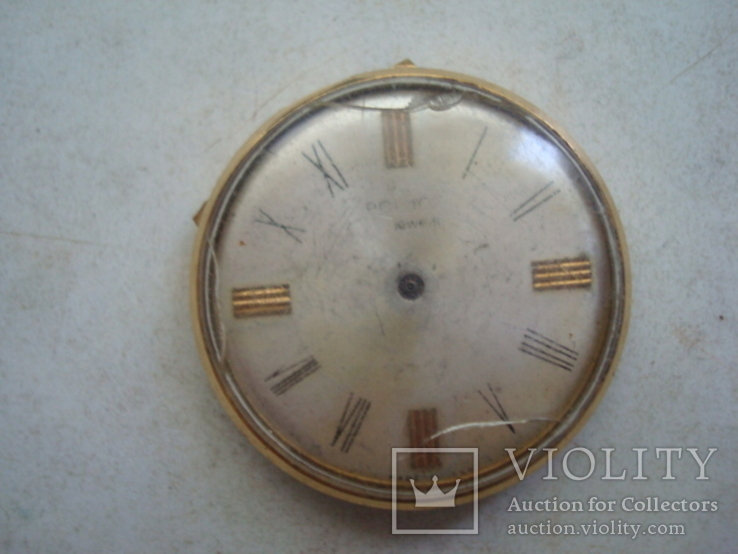 """Часы """"Полёт"""" AU20 не рабочии,под реставрацию, фото №3"""
