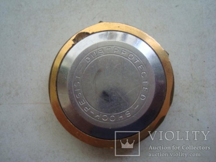 """Часы """"Полёт"""" AU20 не рабочии,под реставрацию, фото №7"""