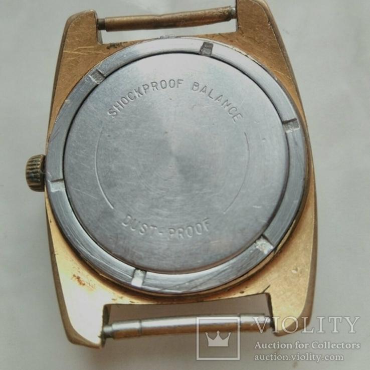 """Мужские часы """"Восток""""18 камней Au10-(SHOCKPROOF BALANCE DUSR-PROOF), фото №3"""