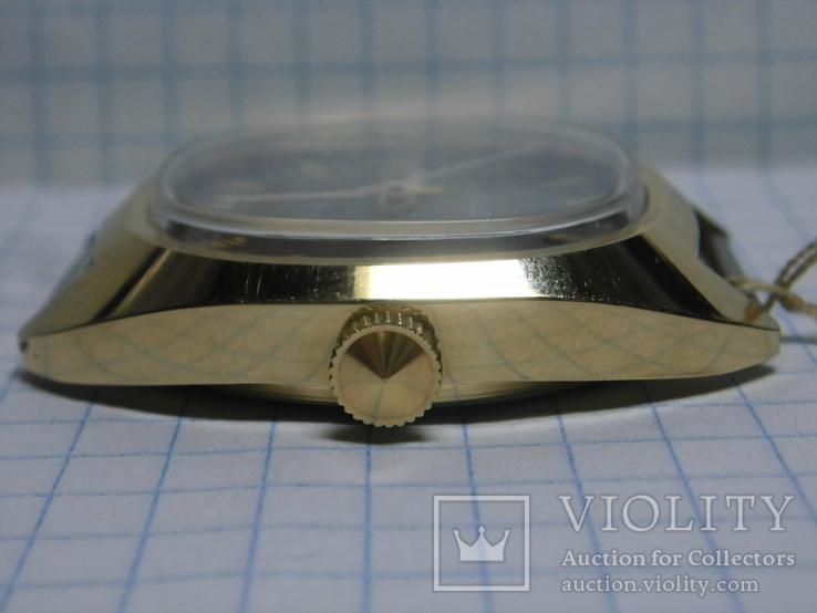Часы Полёт Аu10  с документами в родной коробке, фото №5
