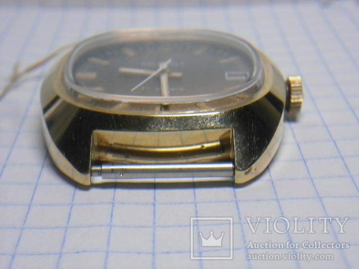 Часы Полёт Аu10  с документами в родной коробке, фото №8
