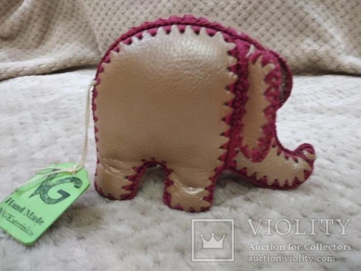 Кожаный слон, фото №4