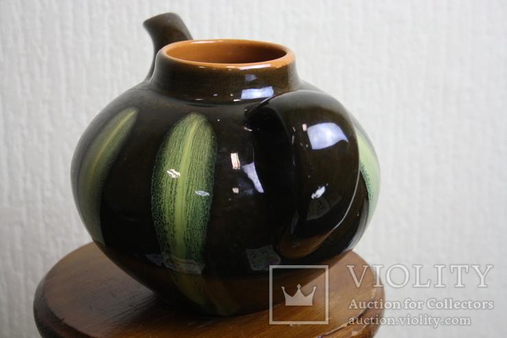 Чайник  керамика, фото №4