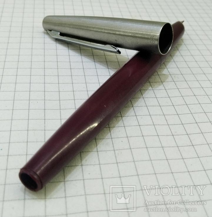 """Ручка перьевая, клеймо  """"RAINBOW 288"""", фото №7"""