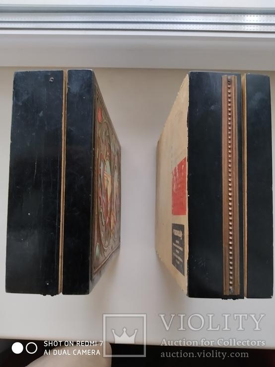 Шкатулки Буковина с чеканкой, фото №5