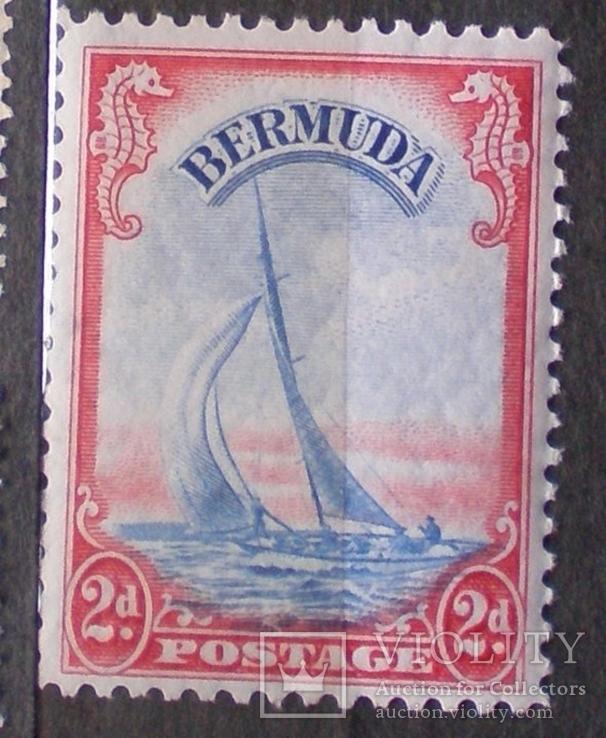 Бермуды  № 104   MNH