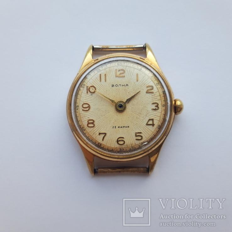 Часы Волна ау на ушке, фото №2